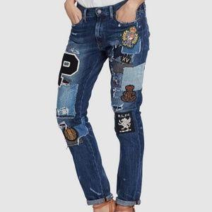 POLO RALPH LAUREN Astor Slim Boyfriend Jeans 27